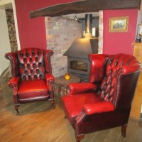 A483 dog-friendly inn and dog walk near Montgomery, Powys, Wales - dog-friendly pubs and dog walks in Wales.JPG
