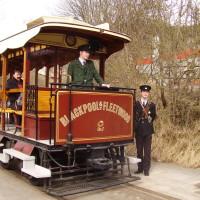 Crich Tram Museum and dog walk, Derbyshire - Dog walks in Derbyshire