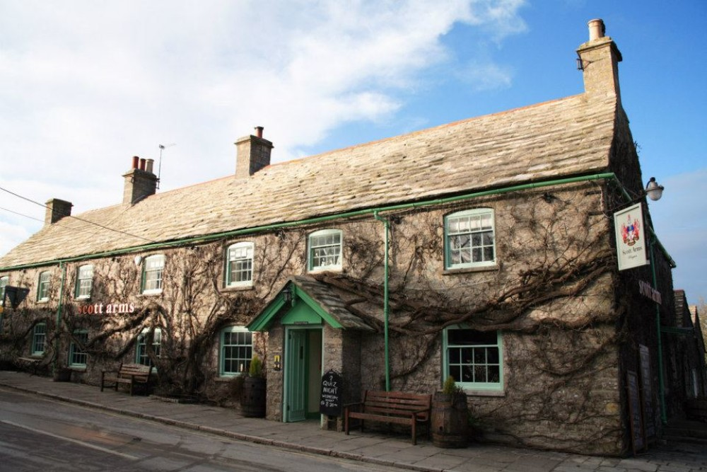 Purbeck dog-friendly pub and walk, Dorset - Dorset dog-friendly pub and dog walk