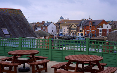 Weymouth dog-friendly pub and walk, Dorset - Driving with Dogs