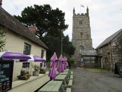 A30 dog-friendly inn and dog walk, Devon - Driving with Dogs