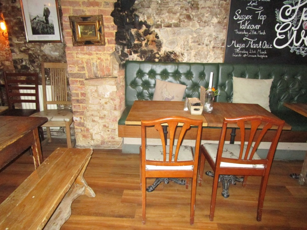A281 South Downs dog-friendly village pub and walk, West Sussex - Dog-friendly pub with dog walk Sussex.JPG