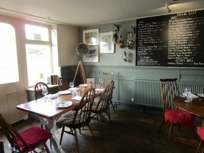 Oare marshes dog-friendly pub and dog walk, Kent - Driving with Dogs