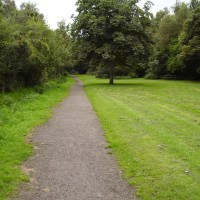 M6 Junction 22 Culcheth Linear Park, Cheshire
