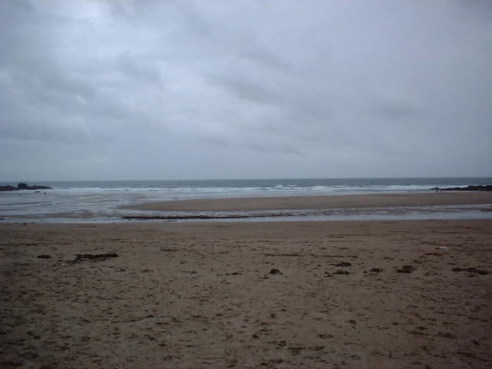 Porthlunley dog-friendly beach, Cornwall - Dog walks in Cornwall