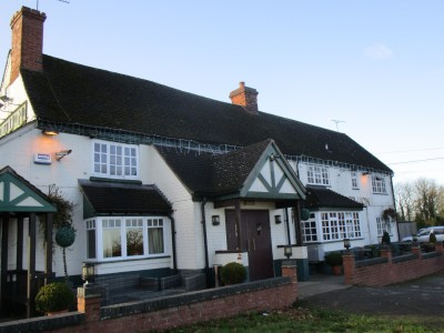 Corley Moor dog-friendly pub near Coventry, Warwickshire - Driving with Dogs