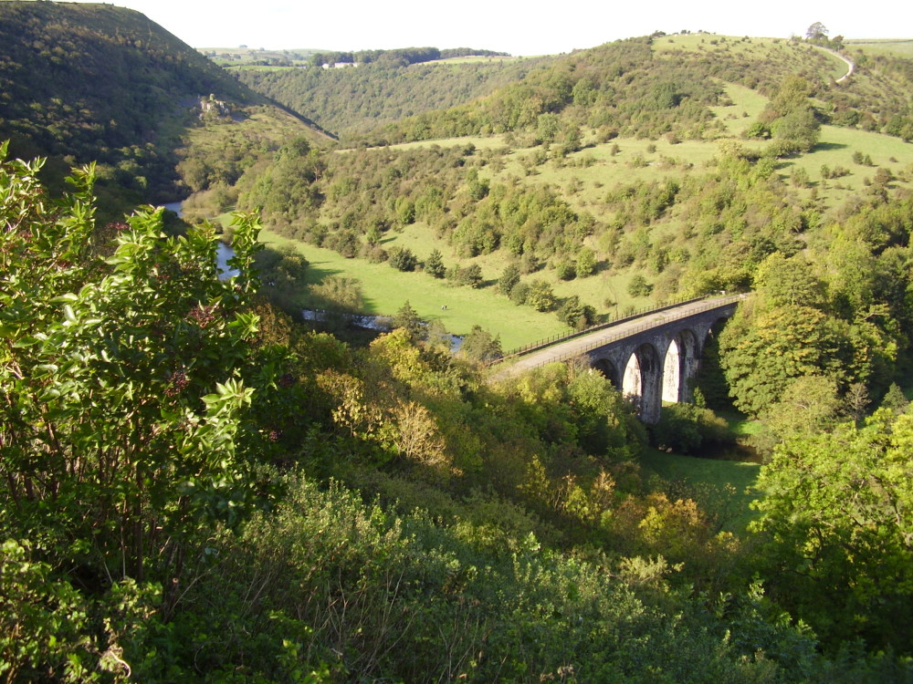 Monsal Trail dog walk and dog-friendly pub, Derbyshire - Dog walks in Derbyshire