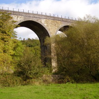 Monsal Trail dog walk and dog-friendly pub, Derbyshire - Dog walks in Derbyshire