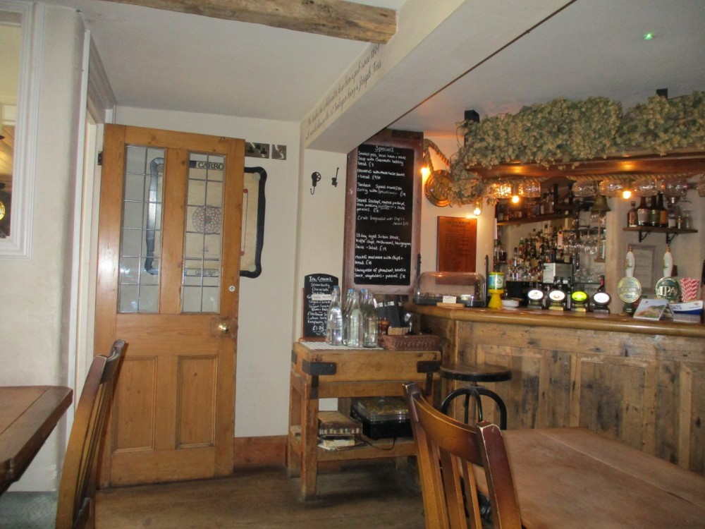 A35 Coast path walk and dog-friendly inn, Dorset - IMG_0610.JPG