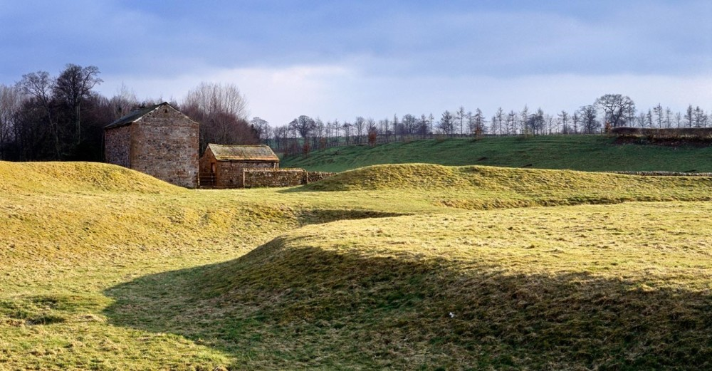 A6 Ancient dog walk near Penrith, Cumbria - Dog walks in Cumbria