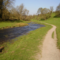 Youlgreave dog walk and dog-friendly pub, Derbyshire - Dog walks in Derbyshire