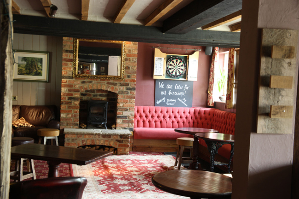 Anna Valley dog-friendly pub near Andover, Hampshire - Dog walks in Hampshire
