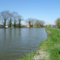 A26 exit 9 Canalside dog walk, France - Image 1