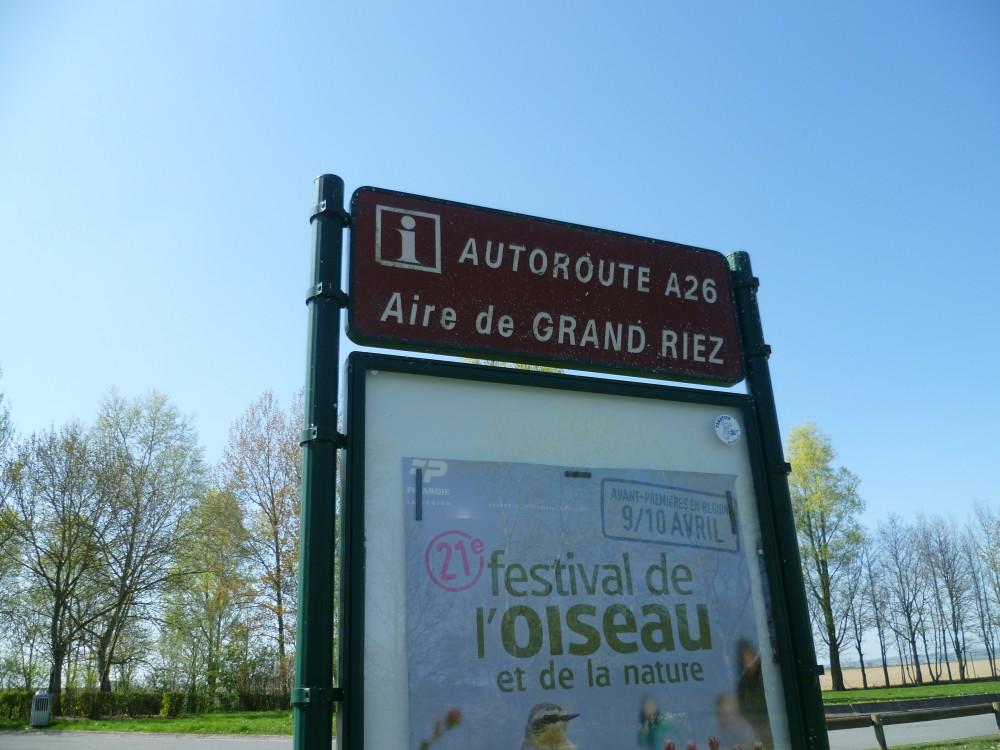 A26/4-5 France Aire du Riez, France - Image 1