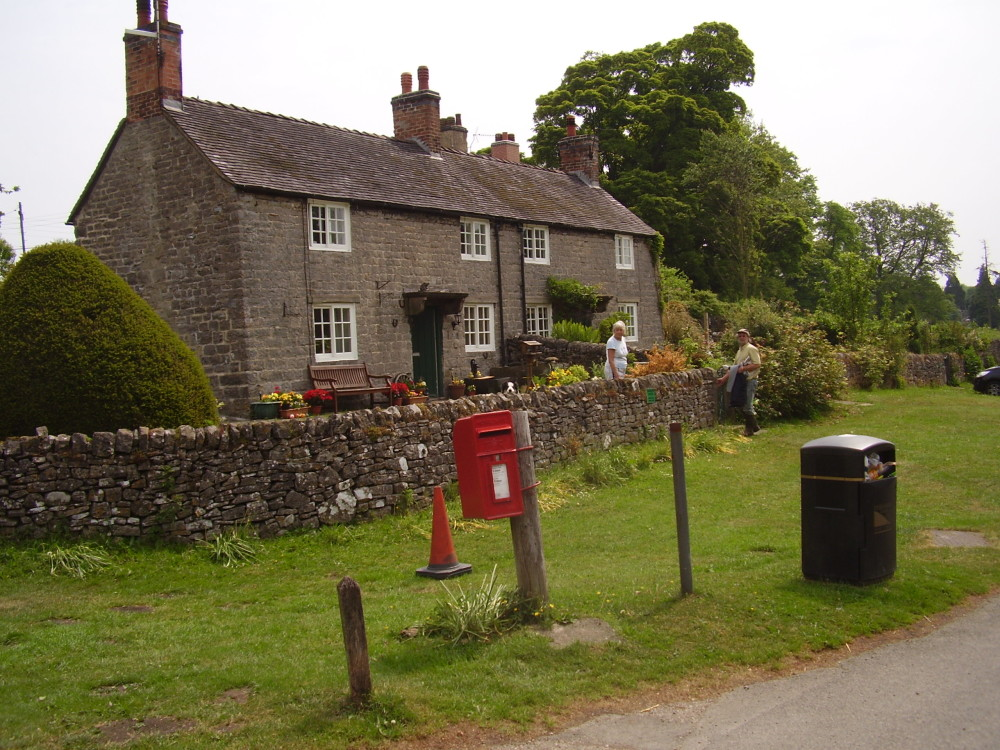 Tissington dog walk, Derbyshire - Image 16