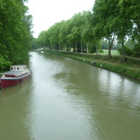 A61 Exit 20 Canal du Midi dog walk, France - Image 5