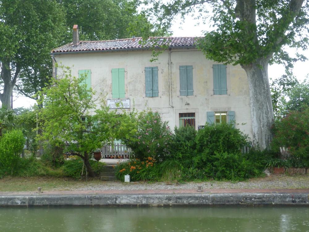 A61 Exit 20 Canal du Midi dog walk, France - Image 3