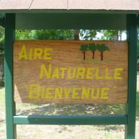 A63/13 (N10) Lesperon doggiestop, France - Image 1