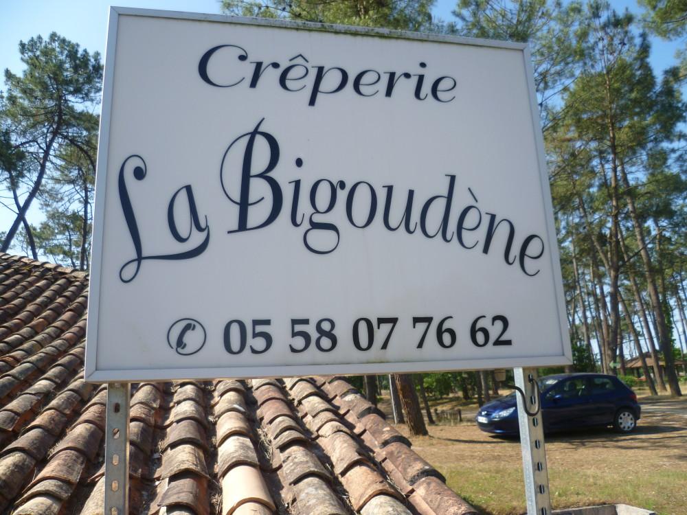 A63 Exit 17 Pissos doggiestop, France - Image 1