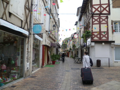 A62 Exit 7 Agen - the prune capital, France - Driving with Dogs
