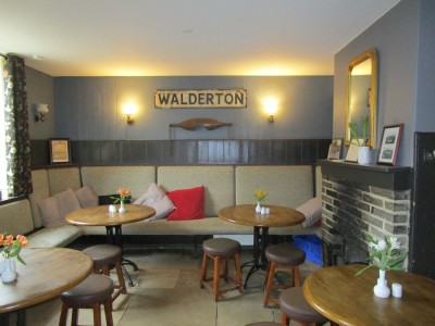 Dog-friendly pub and a dog walk near Chichester, West Sussex - Driving with Dogs