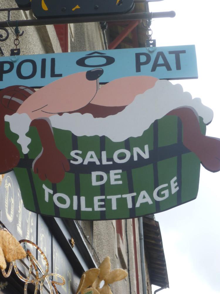 A20 exit 27 Ambazac doggiestop, France - Image 1