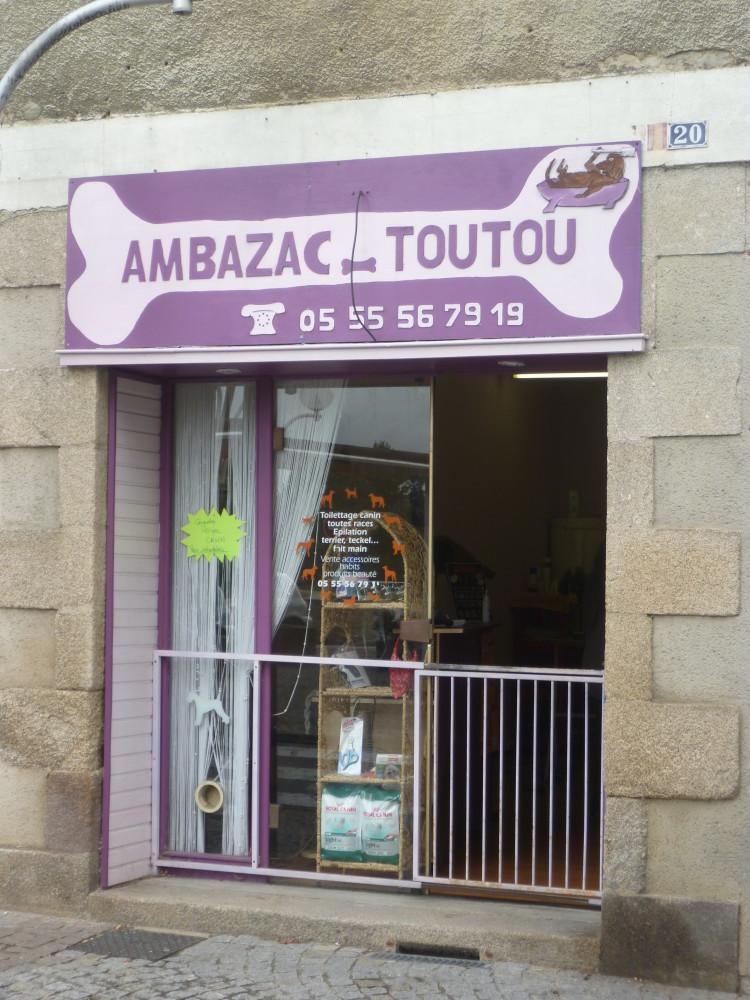 A20 exit 27 Ambazac doggiestop, France - Image 4