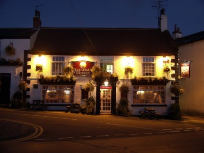 A1M Junction 44 Aberford dog-friendly pub and dog walk, West Yorkshire - Driving with Dogs