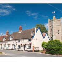 Medieval castle near Aldeburgh with dog-friendly inn and B&B, Suffolk - Suffolk dog-friendly pub and dog walk
