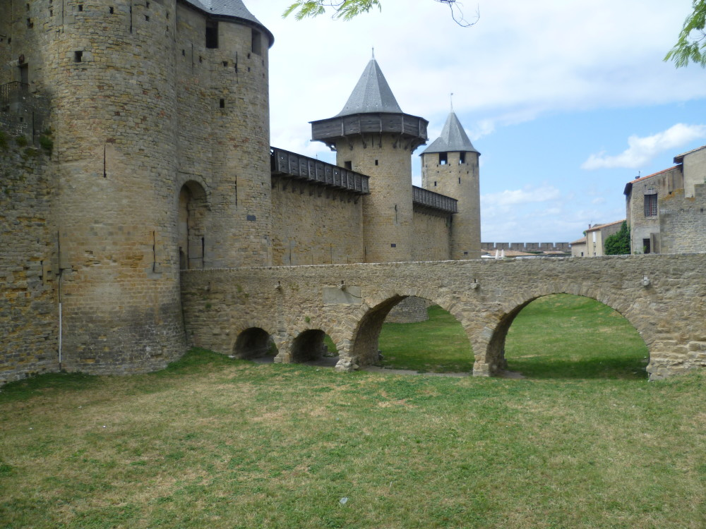 A61 exit 24 a dog walk in The Citadel, France - Image 4