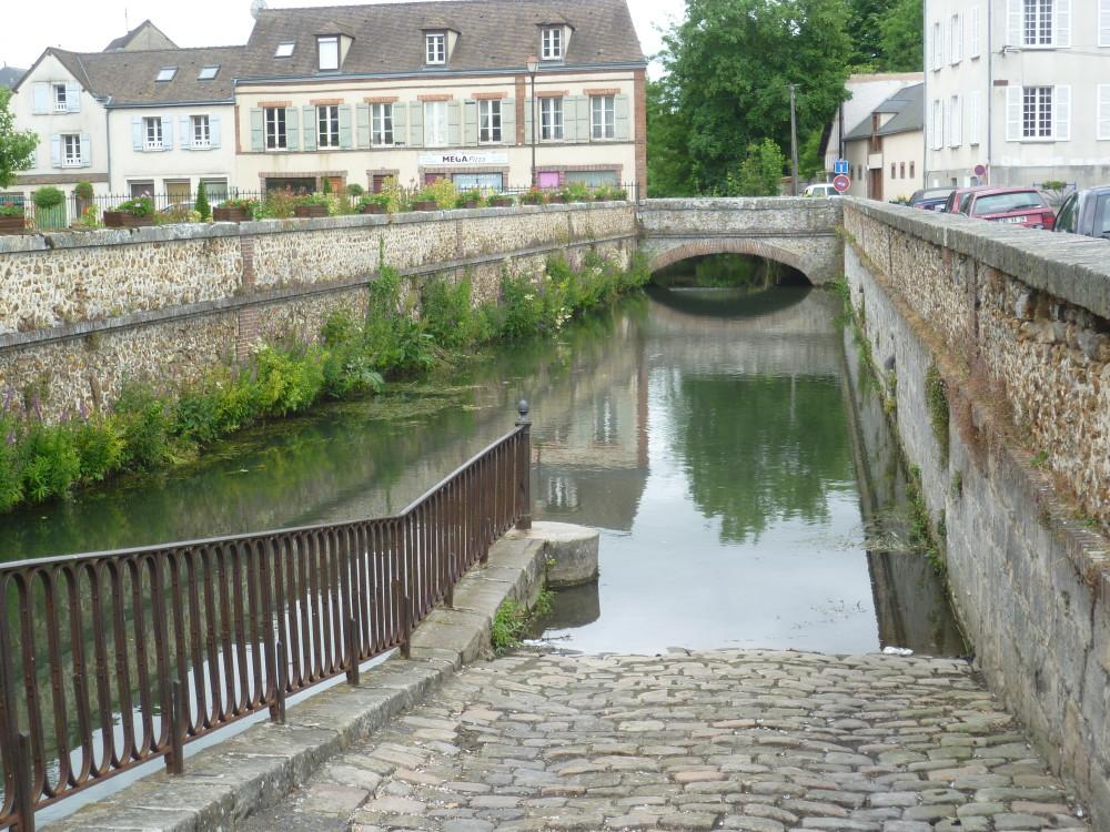 Nogent-le-Roi dog walk and driving break, France - Image 7