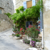 A7 exit 18 doggiestop in Provence, France - Image 1