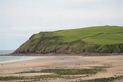 St. Bees dog-friendly beach, Cumbria - Driving with Dogs