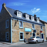 Burghead dog-friendly pub and dog walk, Scotland - Dog walks in Scotland