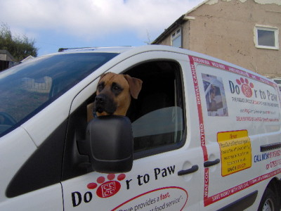 Door To Paw, Nottinghamshire - Driving with Dogs