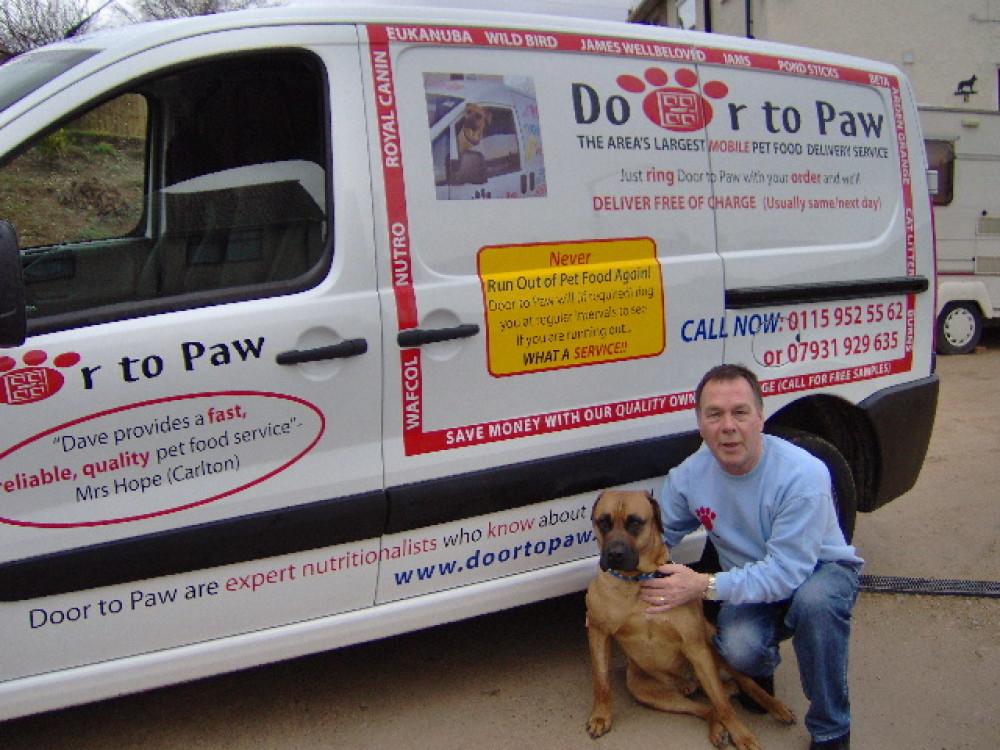Door To Paw, Nottinghamshire - Image 2