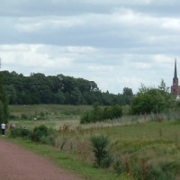 A1M Junction 38 dog walk near Doncaster, South Yorkshire - Dog walks in Yorkshire
