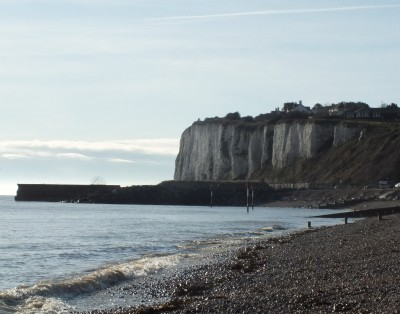 Kingsdown dog-friendly beach and walk, Kent - Driving with Dogs