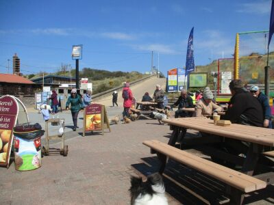 Sea Palling dog-friendly beach, Norfolk - Driving with Dogs