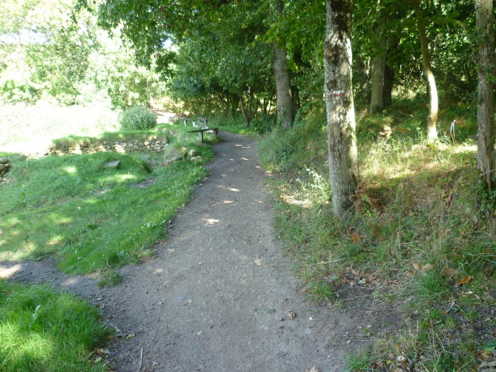 Guildo's Castle dog walk and ruins, France - Image 3