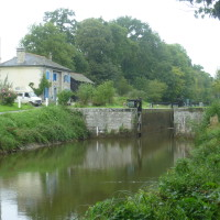 Canal d'Ille et Rance dog walk, France - Image 3