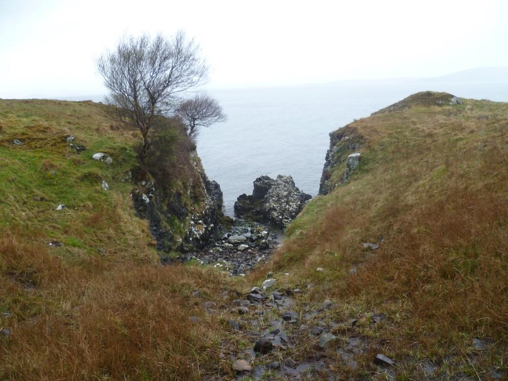 A85 Castle dog walk near Oban, Scotland - Dog walks in Scotland