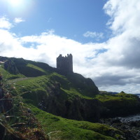 Isle of Kerrera dog walk, Scotland - Dog walks in Scotland