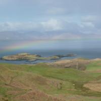 Isle of Kerrera dog walk, Scotland - Dog walks in Scotland