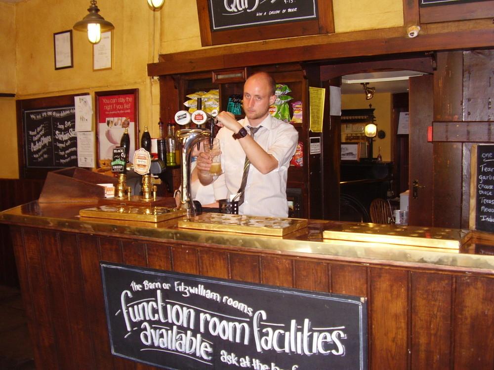 Wentworth dog-friendly pub and dog walk, Yorkshire - Dog walks in Yorkshire