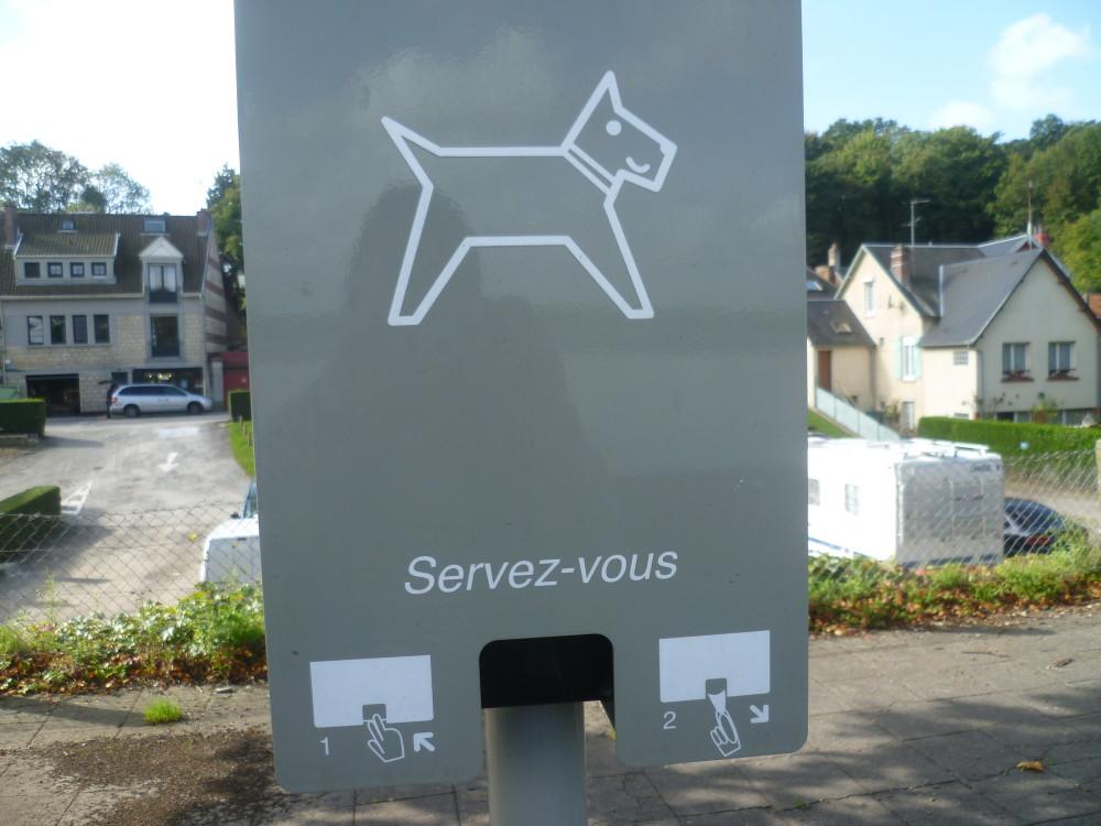 St Valery-sur-Somme dog walk, France - Image 4