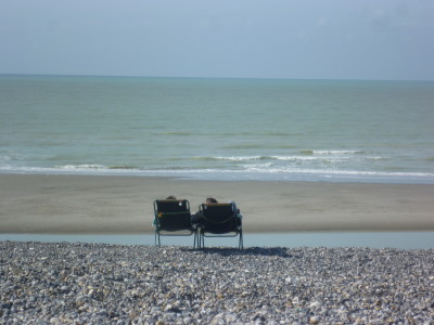 Cayeux-sur-Mer dog-friendly beach, France - Driving with Dogs