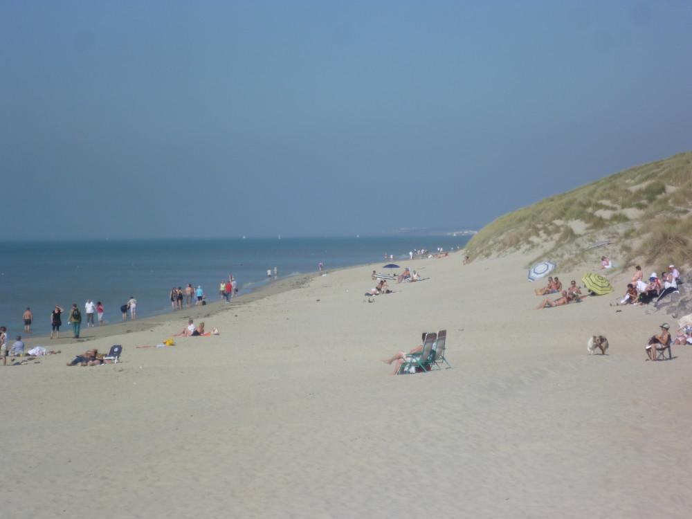 Opal coast dog-friendly beach near Cucq, France - Image 2