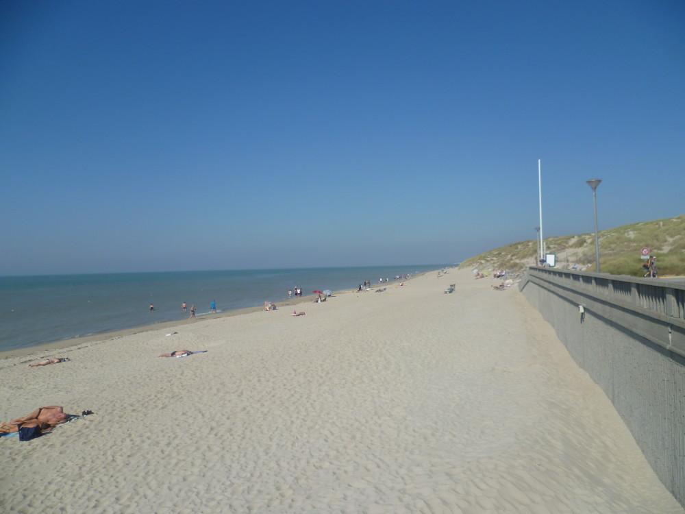 Opal coast dog-friendly beach near Cucq, France - Image 3