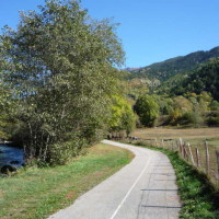 Tarentaise 15km Riverside Path dog walk, France - Image 3